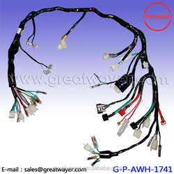 6mm2 QVR Wiring Automotive Automobile Application Auto wire harness for car