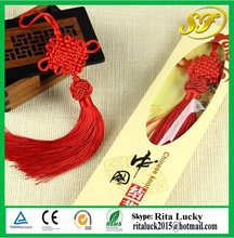 Decorative wall hanging art and craft Decorative Chinese knot Tassel