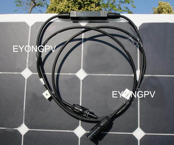 45x31x33cm and PET EVA TPT and Sunpower Cell Material folding solar panel