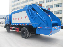 4x2 dongfeng 12 tons skip loader garbage truck