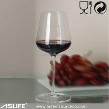 AS97BD77-770ml 26.5oz High Class Hotel Drinks Tableware The Crystal Wine Cup!Long Stem Promotional Wine Glass Martini Glassware