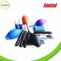 high quality factory optical camera Lens cleaning kit,high quality LCD screen cleaner 3 in1 cleaning kit