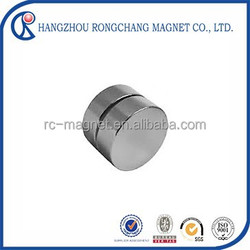 Magnet Manufacturers China N35 Neodymium Magnets D5 x 1.5mm Small Disc Magnets For Sale