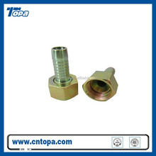 20711 Metric 74 degree cone fitting female seal fitting male female coupling