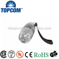 2013 new mini and aluminum LED Key Chains