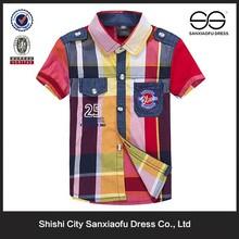 Latest Design Custom Cheap Fashion Children T Shirt