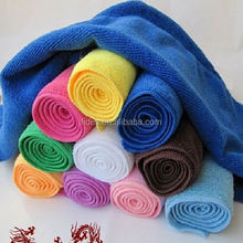 polyester polyamide microfibre towel glass scouring