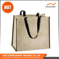 Hot Selling Wholesale New Style Cheap Jute Tote Bags
