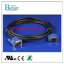 Best quality hot sale vga cable rca to vga converter box