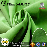 Fast selling merchandise polyester peach skin microfiber fabric