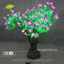 tr119 GNW 1.6m high led hanging tree light for indoor decoration