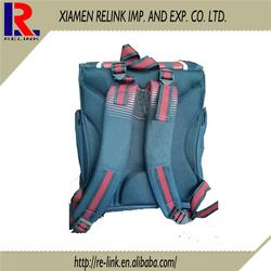Widely Use adjustable shoulder strap New Design School Bag