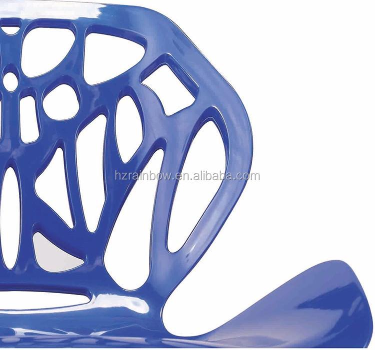prix pas cher moderne métal cadre en plastique à manger chaise ... - Chaise De Restaurant D Occasion