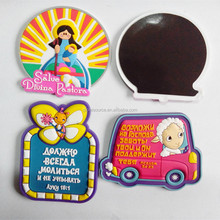 Promotional custom Soft PVC Fridge Magnet