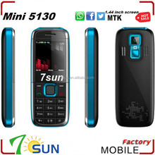hot sale mini 5130 cheapest china mobile phone in india