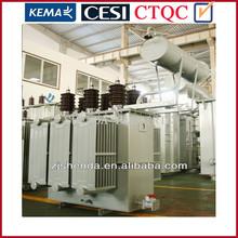 63KVA 3 phase 2 windings Rectifier transformer