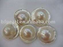 wholesale untrimmed 22mm saltwater mabe pearls