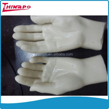 human body hand rapid prototypes silicone skin color hand model