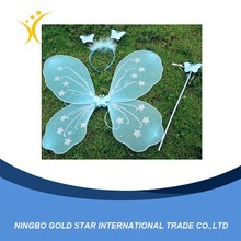 Wholesale party butterfly shape wand fairy wing