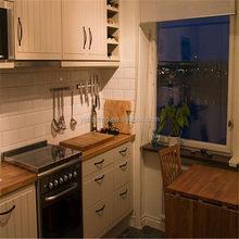 Popular unique mould pressing kitchen cabinet door