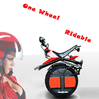 2015 Newest One Wheel Self Balancing Electric Scooter unicycle motorbike --- M1