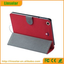 Stand Cover Case For Ipad Mini Rechargeable Battery Leather Charging Case
