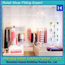 Fashionable commercial retail display/retail shop/retail store furniture