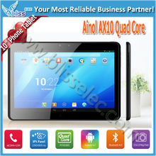 Full function 3g 5mp camera android tablet 10 inch