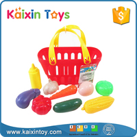 Wholesale Play Game Cooking Food Plastic Kitchen Food Set