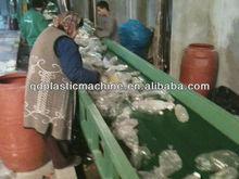PET plastic bottle washing recycling production machines