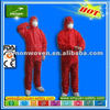 YouTec base plus CE certified TYPE 5/6 antibacterial coverall