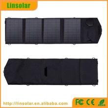 Best Summer Gift 18V laptop foldable solar charger for laptop charging