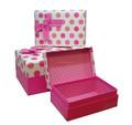 personalizado de luxo de presente de papel caixa de embalagem