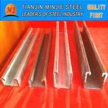 Galvanized Steel C Channel