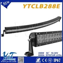 2012 Newest Design led light bar 4x4 car accessories