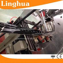 stone plastic composite artificial marble profile production line/making plant/machine