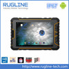 Waterproof IP67 Rugged Android tablet with rfid reader