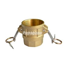 Brass couplers and cylinder cam lock Type A, B, C, D, E ,F ,DC, DP