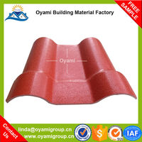 Factory direct supply 25 years guarantee Plastic Roof Shingles