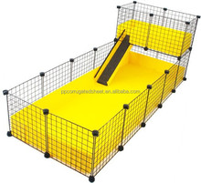 Factory Price Recyclable Waterproof Safe Guinea Pig Coroplast Cage