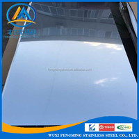 China Supplier Cold Rolled AISI 430 304 / 304L / 316L / 430 Stainless Steel Sheet