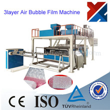 YHPEG Series Two Screw Extrusion PE Air Bubble Package Roll Film Making Machine