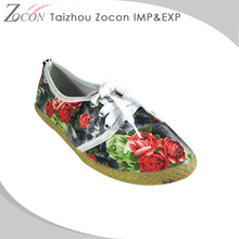 Colorful New Design Online Woman Big And Shoes In China