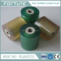 PVC Super Clear Transparent Soft Roll