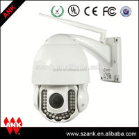 zoom high speed 360 degrees adjustable dome cctv camera outdoor waterproof PTZ camera