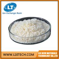 D113 macroporous weakly acidic acrylic acid series cation exchange resin,water treatment