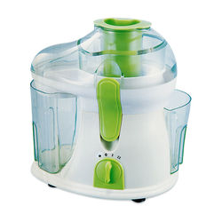 electric juicer 500ml Juice cup and pulp container made in China qualified fruit juicer
