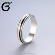 925 sterling silver charms platinum jewelry ring blanks