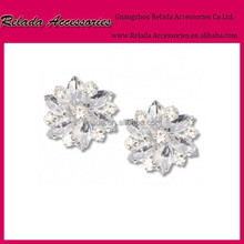 Clear rhinestone Shoe Jewelry Shoe Clips for Bridal Multi color for wedding rhinestone bridal shoe clips RLD00137RSC