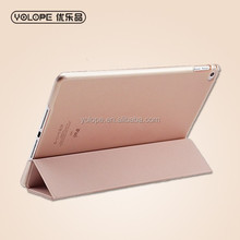 YOLOPE Colorful hot fashion protecting cheap PU leather cell phone case for IPAD air